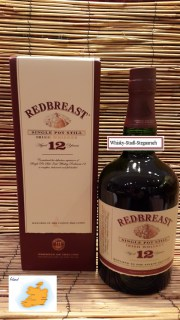 REDBREAST 12 Yo. - Irish Whiskey