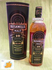 BUSHMILLS 10 Yo. - Irish Whiskey